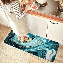 NINEHASA - Tappeto da cucina di lusso naturale,