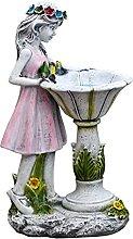 non_brand Statuetta di Decorazione del Patio del