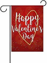 Not Applicable Buon San Valentine Bandiera da