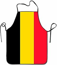 Not Applicable Grembiule con Bandiera del Belgio