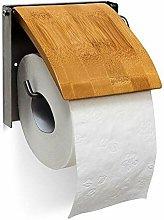 Nova - Porta Carta igienica da Parete in Bambù