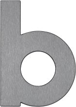 Numero civico - lettera b