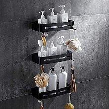 NZDY Accessori per ripiano per doccia 1/2/3 strati