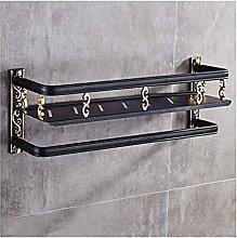 NZDY Cestino per doccia in alluminio Mensola per