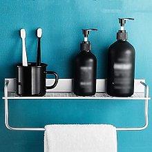 NZDY Mensole per bagno senza foratura Supporto a
