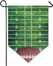 Oarencol Retro American Football Field Grande
