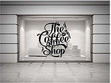 Offerta Caffetteria Adesivo Da Parete In Vinile