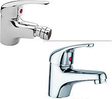 Ogomondo miscelatore rubinetto bidet + miscelatore