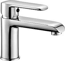 Ogomondo - Miscelatore rubinetto lavabo cromato