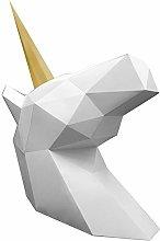 Oh Glam Home Kit DIY Unicorno Papercraft Kit