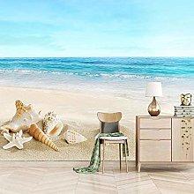 OHEHE Adesivo Murale Conchiglie da spiaggia