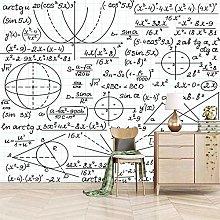 OHEHE Adesivo Murale Formula matematica Stickers