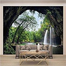 OHEHE Adesivo Murale Paesaggio della cascata