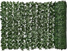 Ohomr Siepe Artificiale Green Leaf Faux Ivy