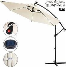 Ombrellone parasole idrorepellente alluminio 6