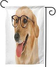 OMNVEQ Bandiera da Giardino Occhiali per Cani 39