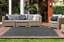 One Couture - Tappeto in sisal, design moderno,
