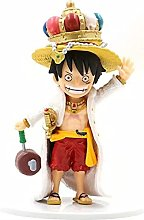 One Piece Monkey D. Rufy Crown Action Figure