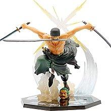 One Piece Roronoa Zoro Testa intercambiabile