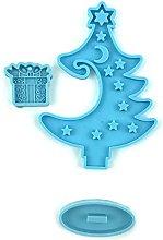 Opawilojao Decorazioni natalizie in resina