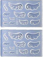Opawilojao - Stampo in resina epossidica per