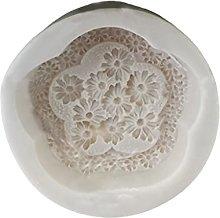 Opawilojao, stampo in silicone 3D a forma di fiore