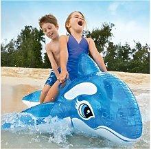 Orca Cavalcabile Gioco Gonfiabile Per Bambini
