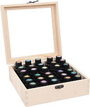 Organizzatore di scatole di olio essenziale in