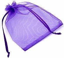 Organza Gift Bag Festa di Nozze Bomboniere, 10pcs