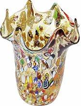 Original Murano Glass OMG Vento - Vaso in Vetro
