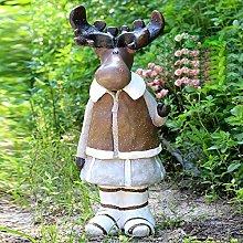 Ornamenti da giardino all'aperto Retro Animale