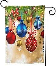 Ornamenti da giardino Bandiera Buon Natale