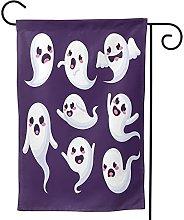 Ornamenti da giardino Bandiera Divertente Fantasma