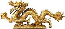Ornamenti decorazione della casa Dragon Statue