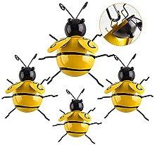 Ornamento da giardino per recinzioni esterne, api