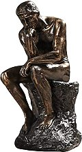 Ornamento del Desktop Scultura da Tavolo Statua