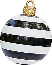Ornamento della palla di Natale, Natale PVC.