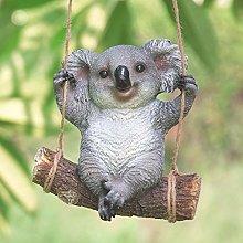 Ornamento di koala da giardino da esterno La