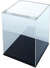 ORUS - Teca con base nera (20 x 20 x 25 (h))