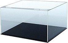 ORUS - Teca con base nera (25 x 15 x 20(h))