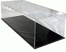 ORUS - Teca con base nera (40 x 25 x 20 (h))