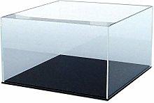ORUS - Teca con base nera (40 x 40 x 30 (h))