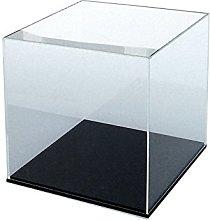 ORUS - Teca con base nera (40 x 40 x 40)