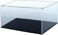 ORUS - Teca con base nera (50 x 25 x 20 (h))