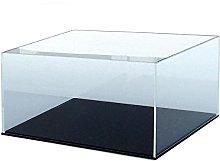 ORUS - Teca con base nera (50 x 40 x 30 (h))