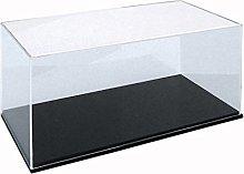 ORUS - Teca con base nera (80 x 20 x 25 (h))
