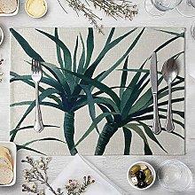 ovaglietta 10 PCS Placemat Table Tappetino da