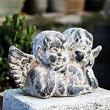 oxskk Giardino Angelo Statua,Arredamento Artistico