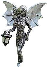 oxskk Giardino Fata Statua,Angelo Giardino