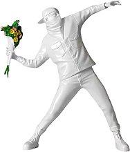 P Prettyia - Scultura per bouquet da lancio per